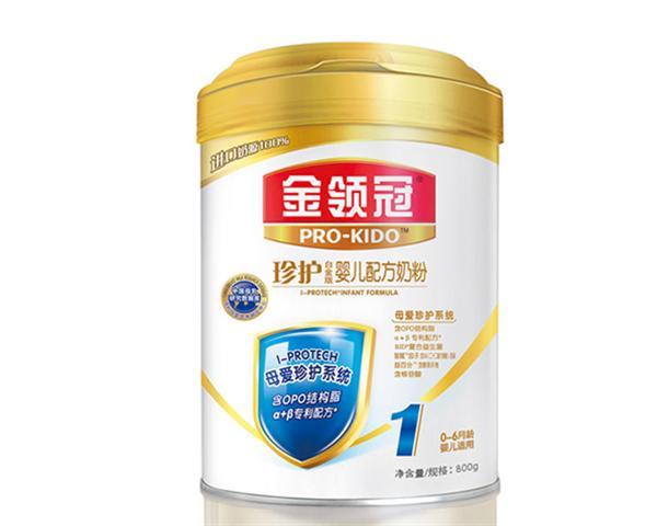 2018年奶粉排行榜_2017中国奶粉10强排行榜,哪种奶粉宝宝最爱喝
